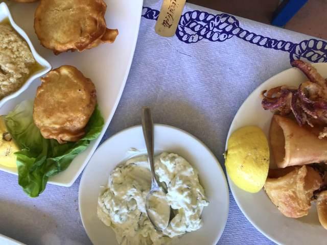 sakız adasında tadılacak lezzetler