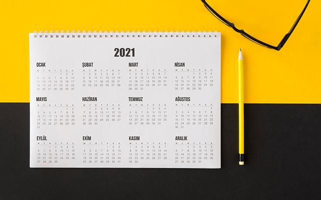 2018 resmi tatil günleri ve seyahat Önerileri