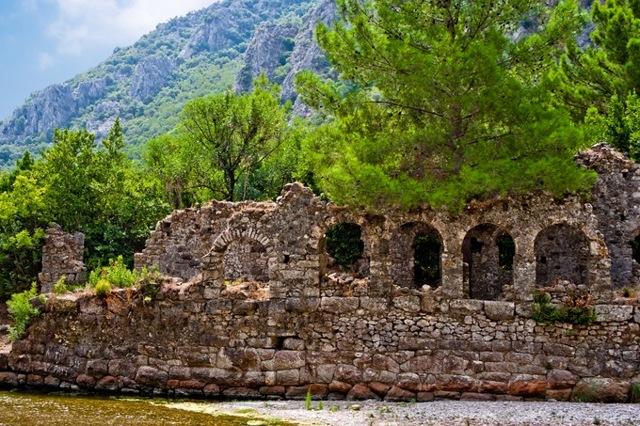 antik kentlerden koylara: kumluca keşfi