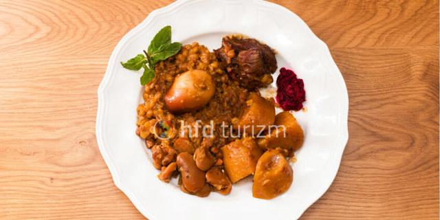 kudüste tadılması gereken lezzetler