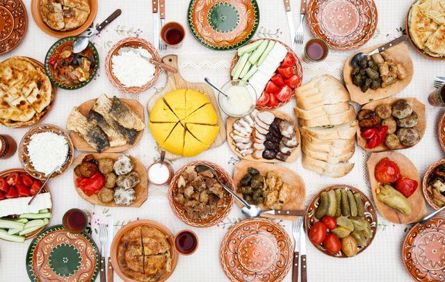 rusya gezinizde tatmanız gereken lezzetler