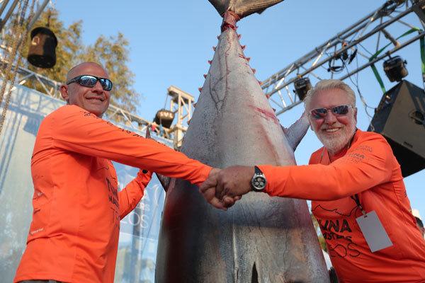 alaçatı uluslararası balık turnuvası