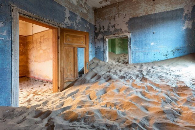 dünyanın terk edilmiş 10 hayalet Şehri