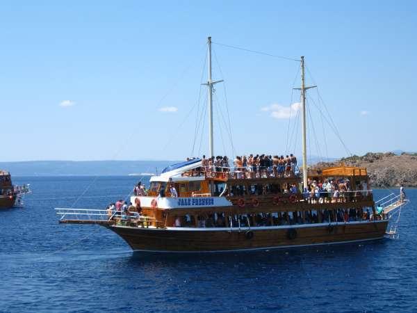 ayvalık tekne turu